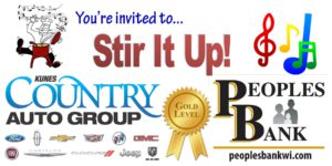 Stir It Up! Invitation