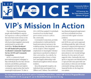 VIP's Mission In Action